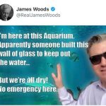 Jim Acosta Finds Out Why Aquariums Have Glass